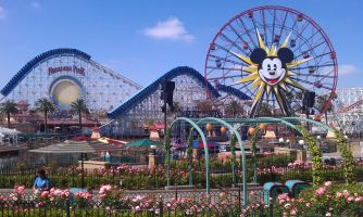 how to get from san diego airport to disneyland