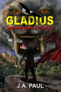 Cover for Gladius and the Bartlett Trial