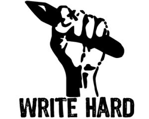 Write Hard award