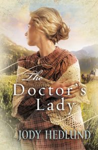 The Doctor's Lady book cover