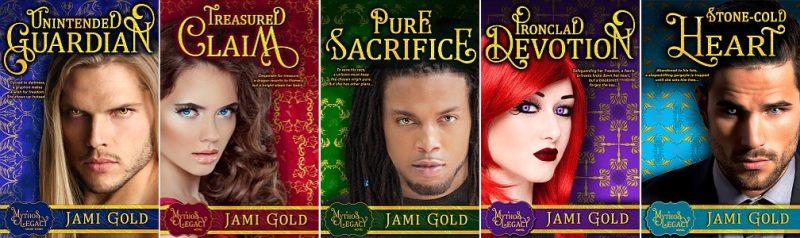 Jami's Books in a Row