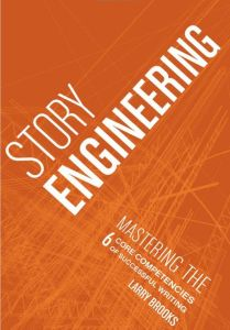 Cover image of Larry Brooks's Story Engineering