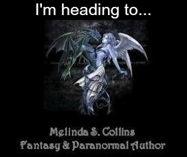 Image from header of Melinda Collins's blog