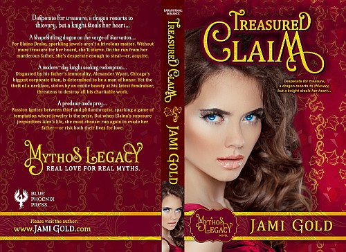 Treasured Claim print cover