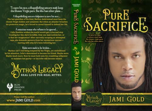 Pure Sacrifice print cover