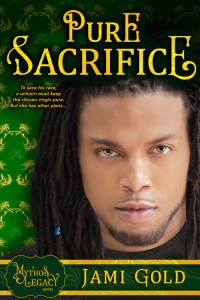 Pure Sacrifice cover