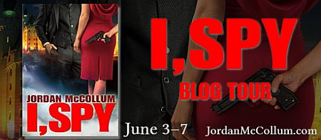 Banner for Jordan's debut release blog tour
