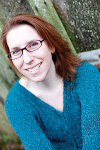 Janice Hardy author photo