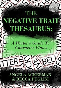 Negative Trait Thesaurus cover