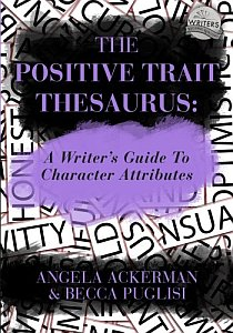 Positive Trait Thesaurus cover