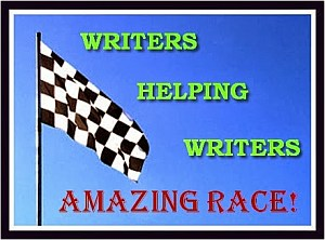 WHW Amazing Race logo