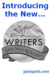 The logo for Writers Helping Writers with text: Introducing the New...