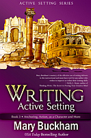 Book cover for Writing Active Setting Book 3