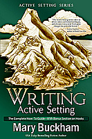 Book cover of Writing Active Setting: The Complete How-to Guide