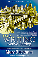 Book cover for Writing Active Setting Book 1