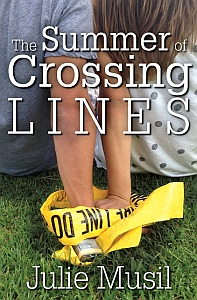 Book Cover of The Summer of Crossing Lines