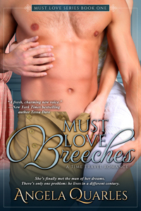 Book cover for Must Love Breeches