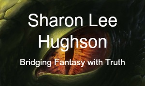 Sharon Hughson's blog header