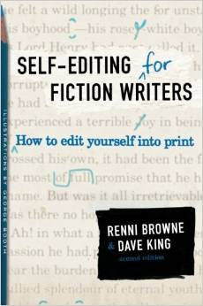 Self-edit Book Cover