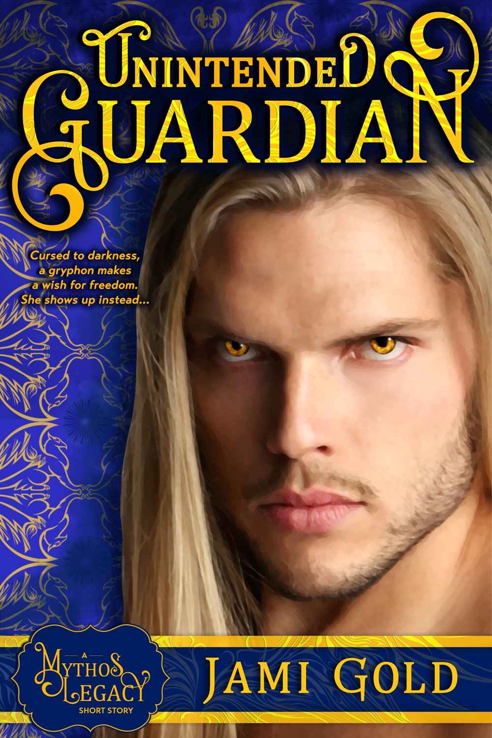 Unintended Guardian Book Cover