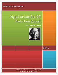 Digital Artists Rip-Off Protection Report