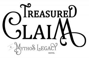 Treasured Claim half-title page