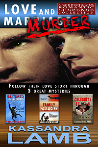 Cover for Love and Murder