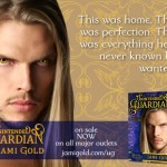 Quote from Griff of Unintended Guardian: This was home. This was perfection. This was everything he'd never known he wanted.