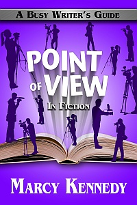 Point of View in Fiction book cover