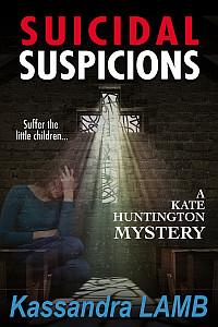 Suicidal Suspicions book cover