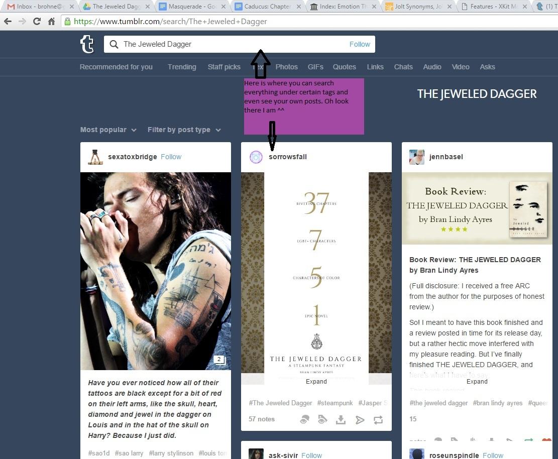 Tumblr tags 3