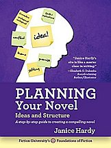 Planning Your Novel cover