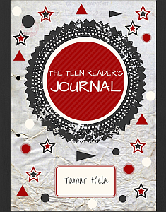 The Teen Reader's Journal front cover