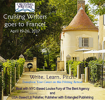 Cruising Writers invitation to France