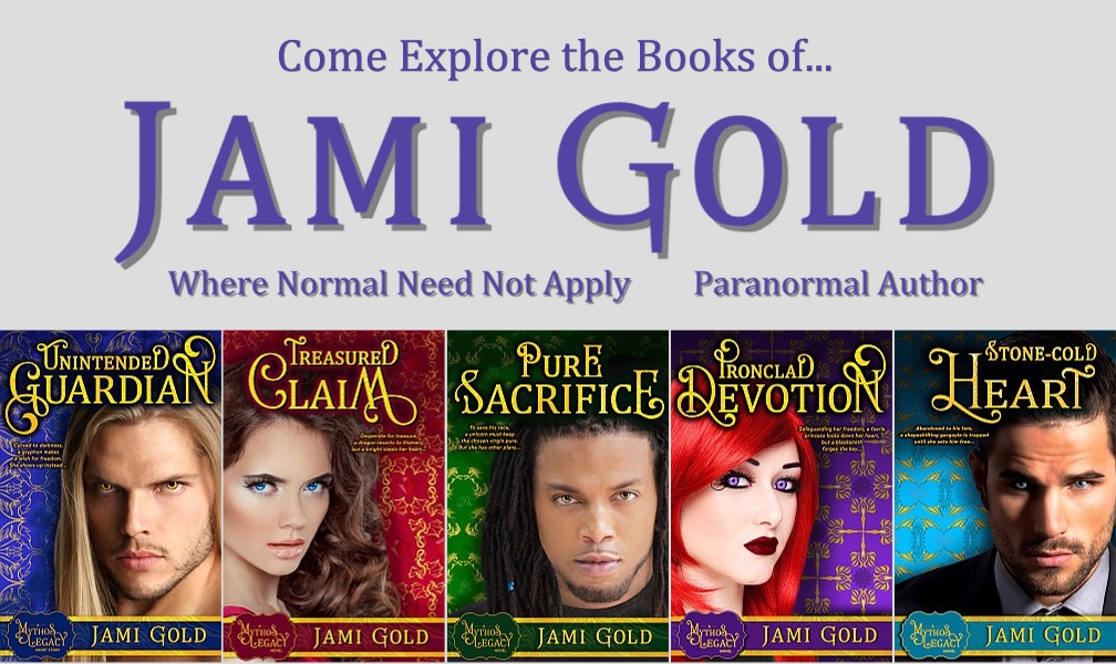 Why Be Normal? | Jami Gold, Paranormal Author