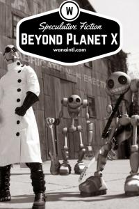 Beyond Planet X