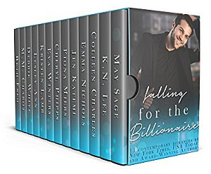 Falling for the Billionaire cover