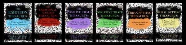6 Thesaurus books