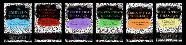 6 Thesaurus books