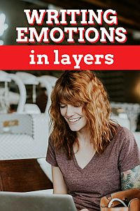 Writing Emotions in Layers