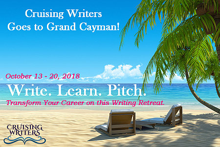 Cruising Writers Goes to Grand Cayman!