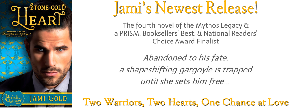 Jami's Newest Release!