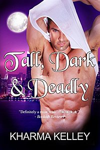 Tall, Dark and Deadly cover