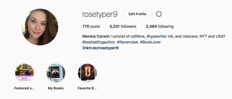 How to Make Instagram Work for Authors, Part 1 — Guest: Monica ...