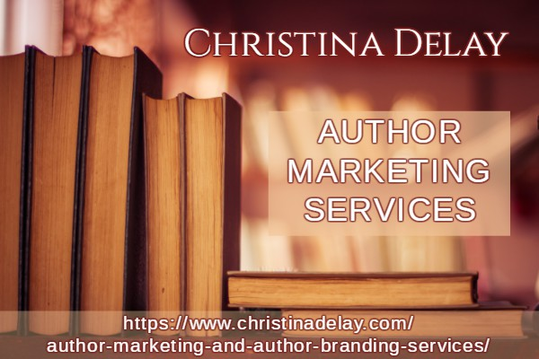 Christina Delay's Author Marketing Services