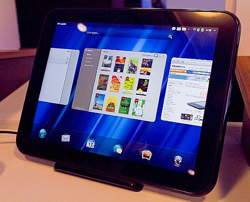 Image of HP Touchpad