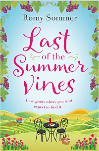 Last of the Summer Vines cover