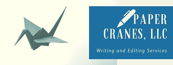 Paper Cranes Author Services