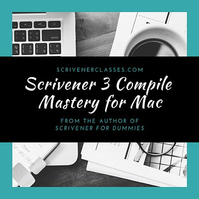 Scrivener Compile Mastery for Mac
