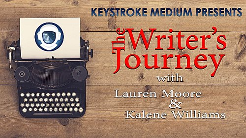 Keystroke Medium Presents: The Writers Journey